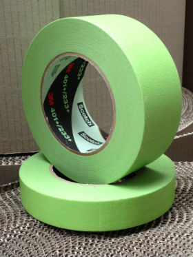We Have all your Masking Tape Requirements Covered for Building Maintenance