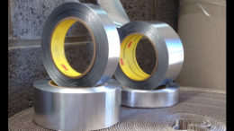 Embossing & Tape Supplies stocks 3M Aluminium Foil Tape for all your Facilities Maintenance / Operations requirements