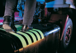 Photo-Luminescent Tape for the FM Industry