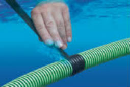 Our Pipe Repair Tape can be applied under water, on wet surfaces or on leaking pipes