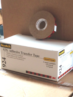 We supply the 3M 924 Adhesive Transfer Tape to Sydney, Newcastle, Canberra, Wollongong, & throughout Australia