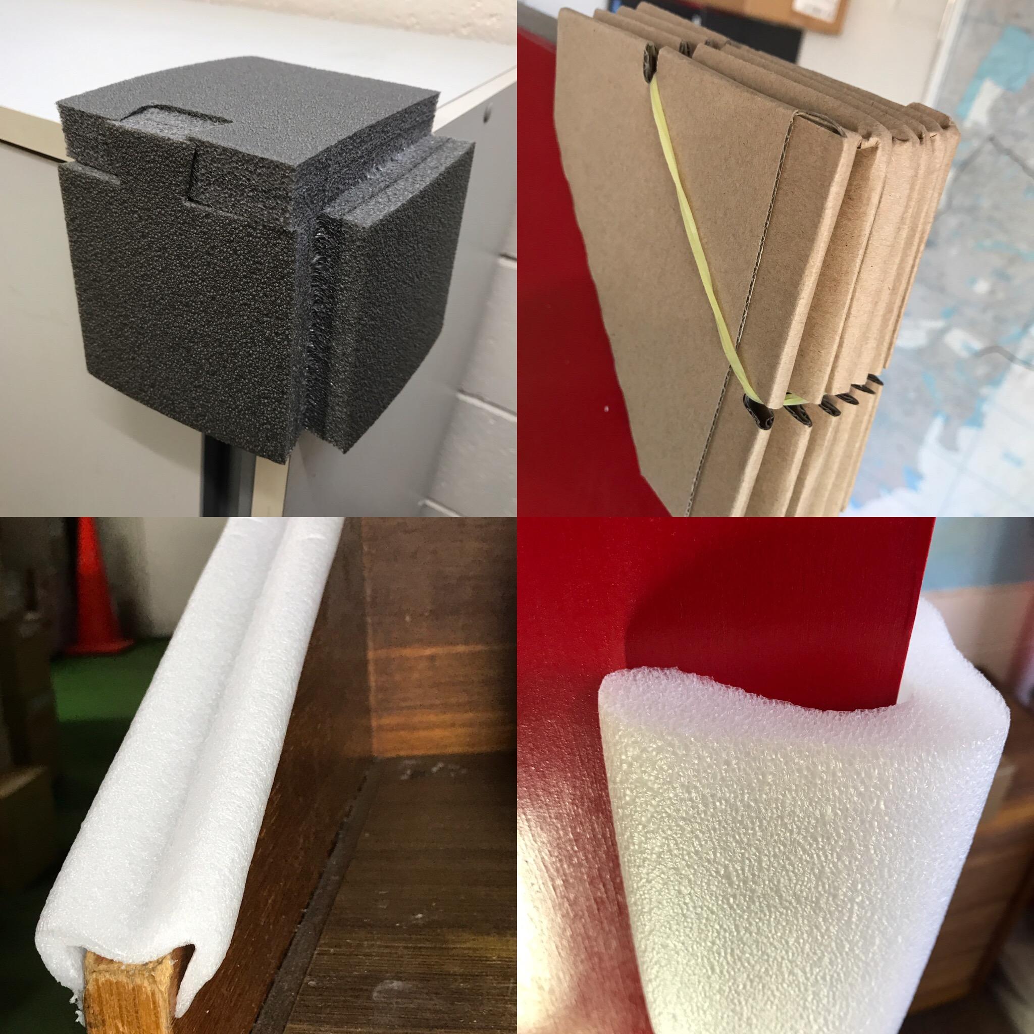 Edge & Corner Product Protection