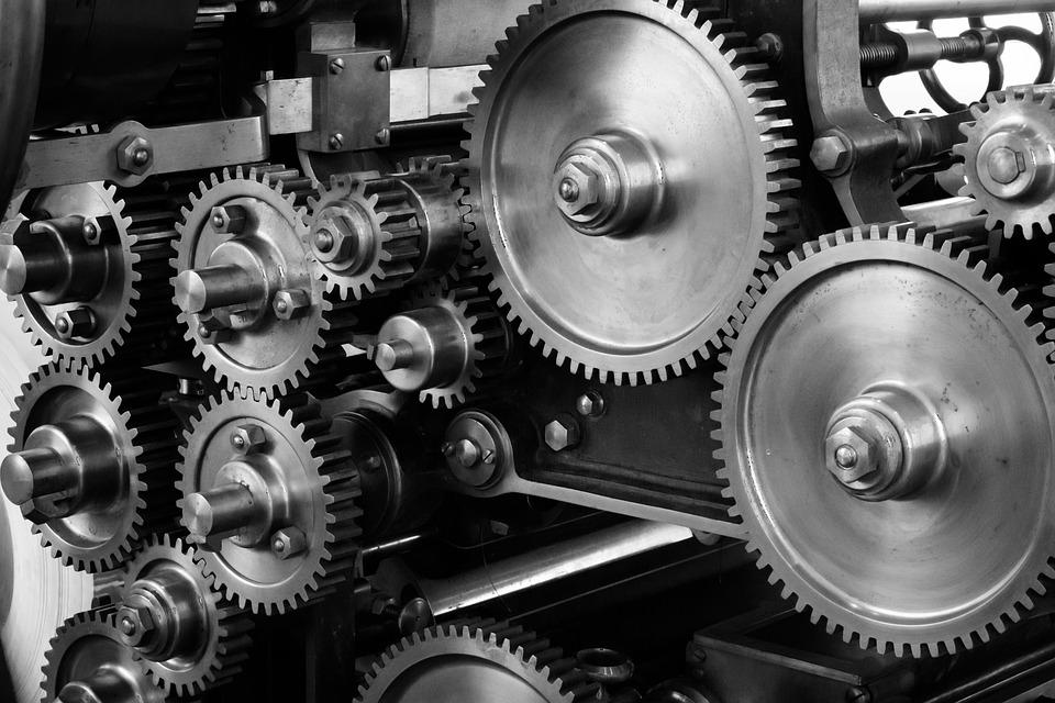 Machinery Vibrating