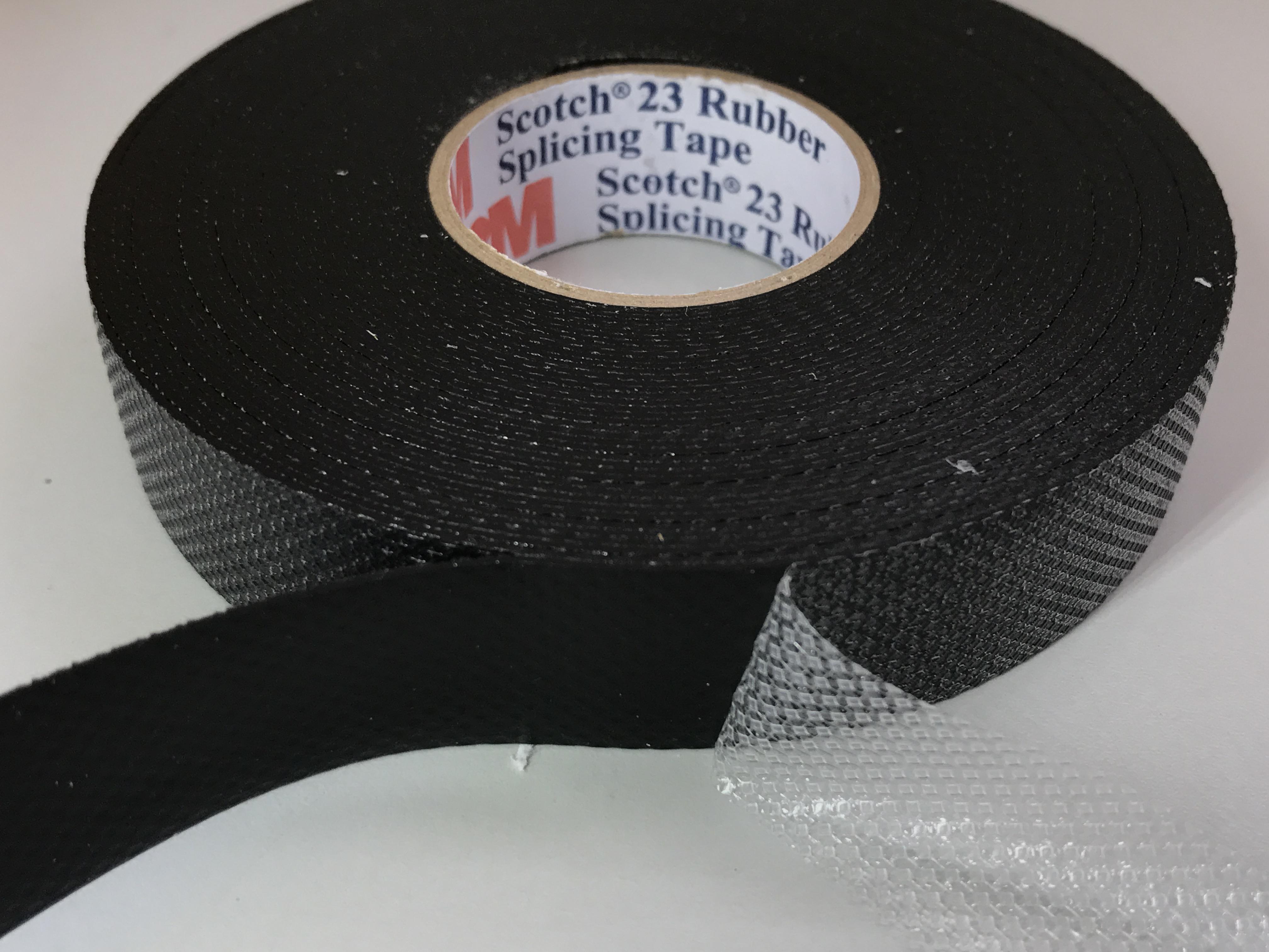 Scotch 23 Rubber Splicing Self Fusing Tape