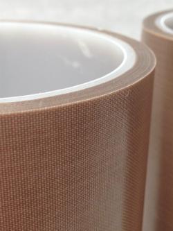 Full range of Teflon Tapes & Teflon Sheeting