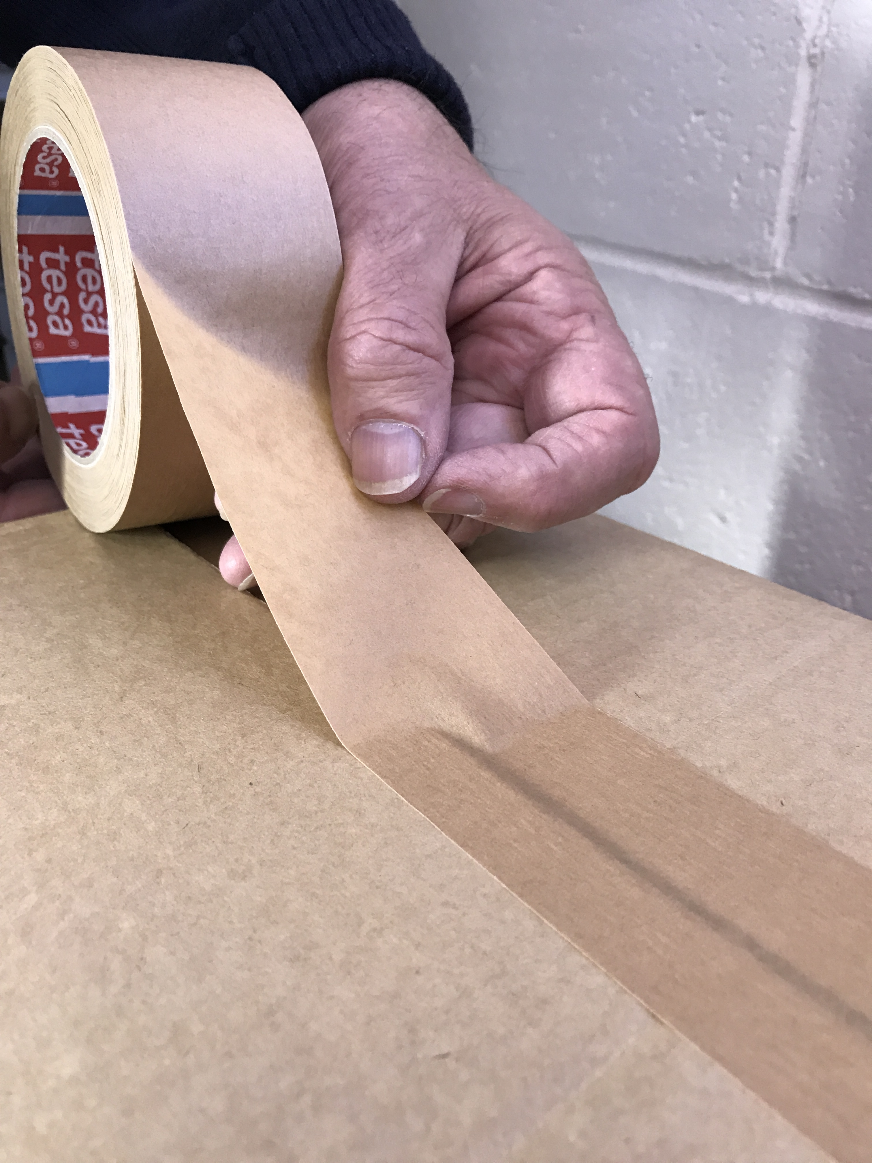 Paper Packaging Tape - Tesa 4313