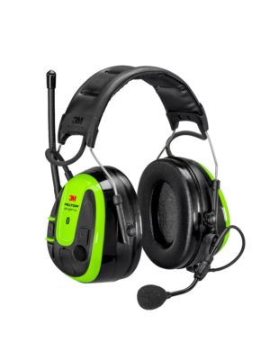 3M Peltor XP1 Communication Headset - Class 5 Hearing Protection