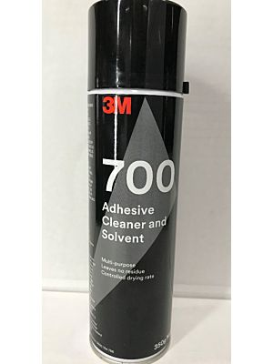 3M Adhesive Solvent & Cleaner - Spray 700