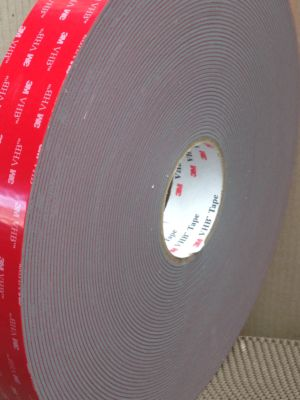 3M - 4991 Grey Double Sided VHB Tape (2.3mm Thick)