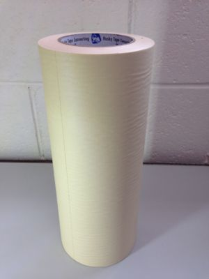 Extra Wide Masking Tape Custom Cut to Your Required Size