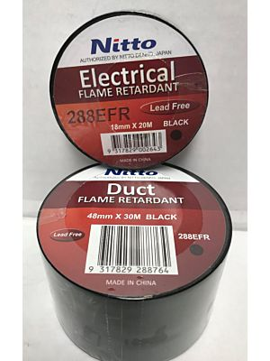 Flame Retardant Duct & Electrical Tape