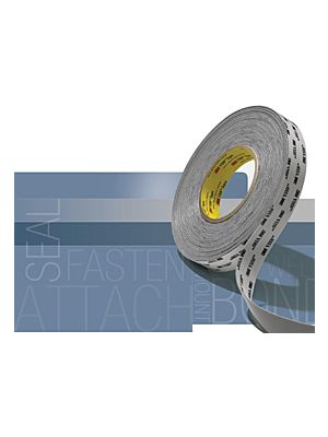 RP45 Grey High Bond Double Sided Tape (1.1mm Thick)