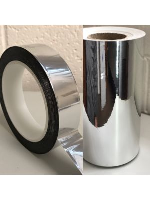 Metallic - (Silver) Tape - For Splicing & Detection in Flexo Printing