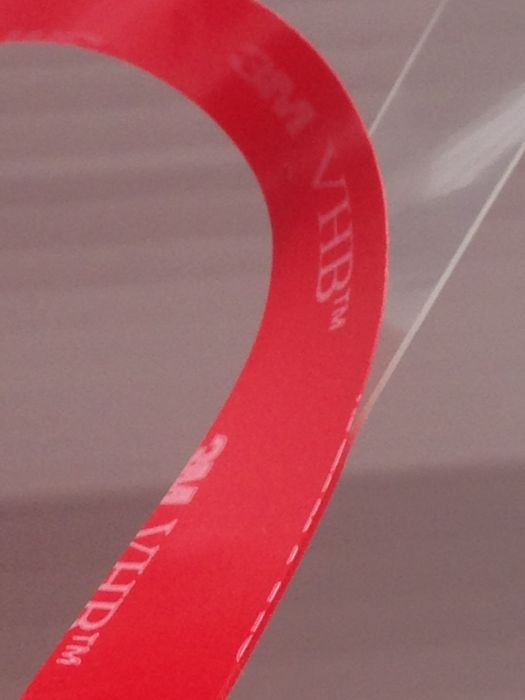 4905 Clear Double Sided VHB (0 5mm Thick)
