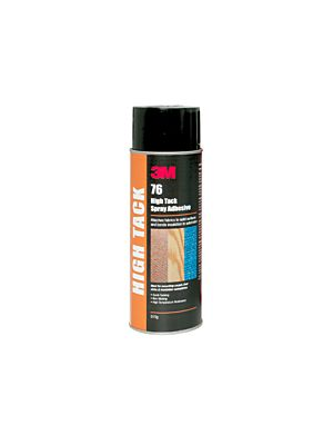 3M High Tack Spray Adhesive 76