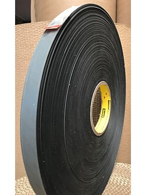 3M Resilient Rollstock Tape- SJ 5832 (0.8mm Thick)