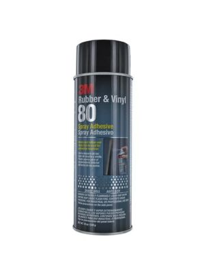 3M Neoprene Contact Adhesive Spray - 80