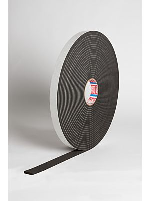 Tesa 61104 EPDM Foam Tape (6.4mm Thick)