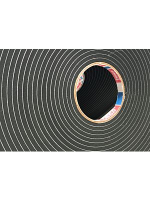 Tesa 61104 (6.4mm thick) Series EPDM Foam Tape is an – All round performer that excels in challenging environmental conditions.