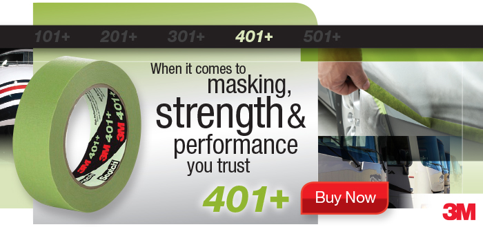 Buy Individual rolls of 3M Green Masking Tape Online Here