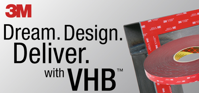 Buy 3M VHB Double Sided Tape Online Here