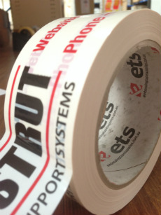 Contact us for Your Personalised Custom Print Tape Requirements