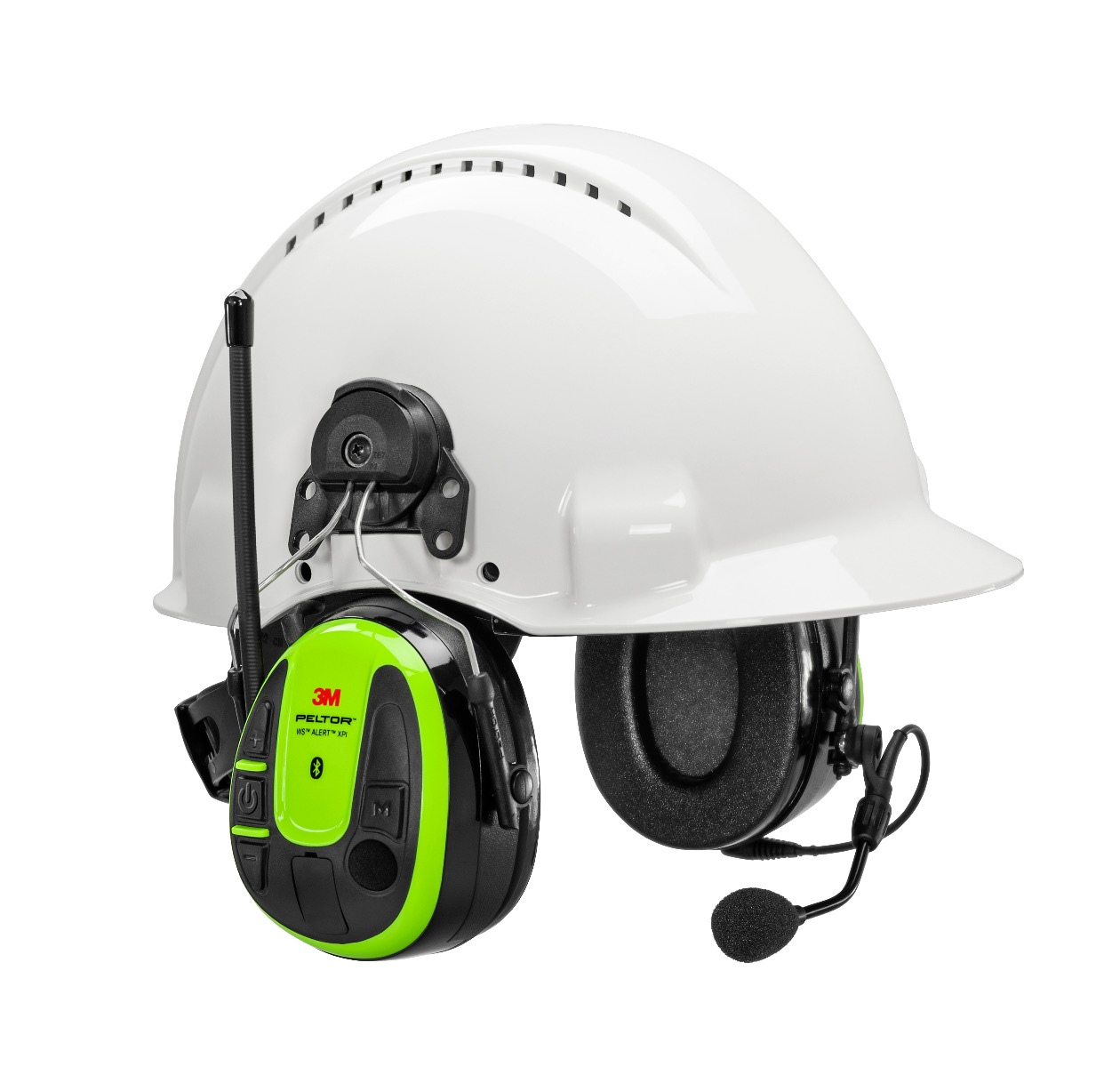 3M Peltor - Helmet Attachment - Hearing Protection